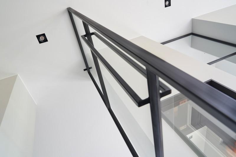 Taatsdeur vanaf vloer naar plafond